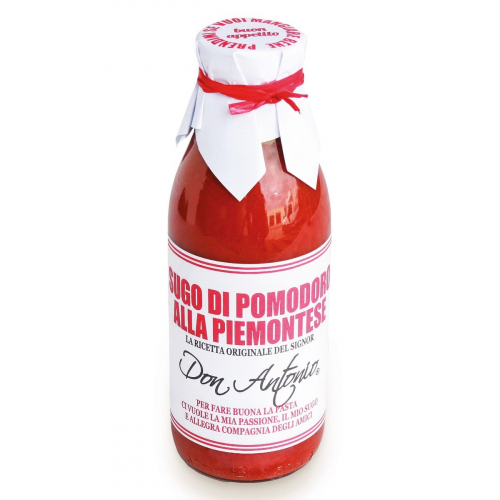 Tomatensaus met Barolo wijn 'Don Antonio'