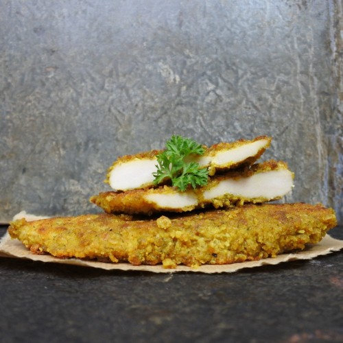 Kip krokant schnitzel Scharrel