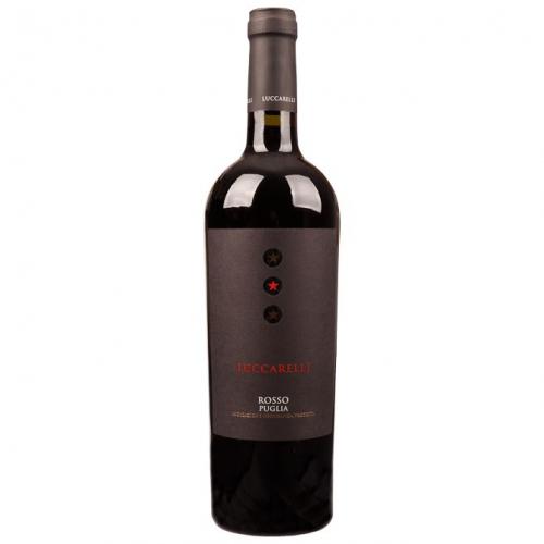 Luccarelli rosso Puglia