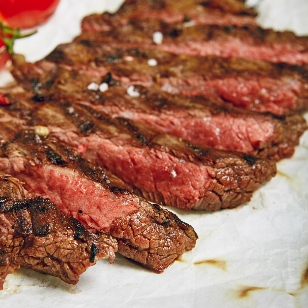Flank Steak Actie