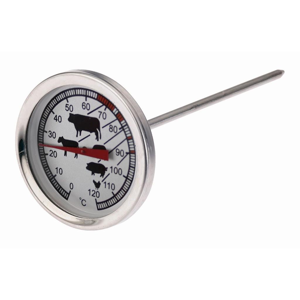 Gratis kernthermometer voor Earlybirds!