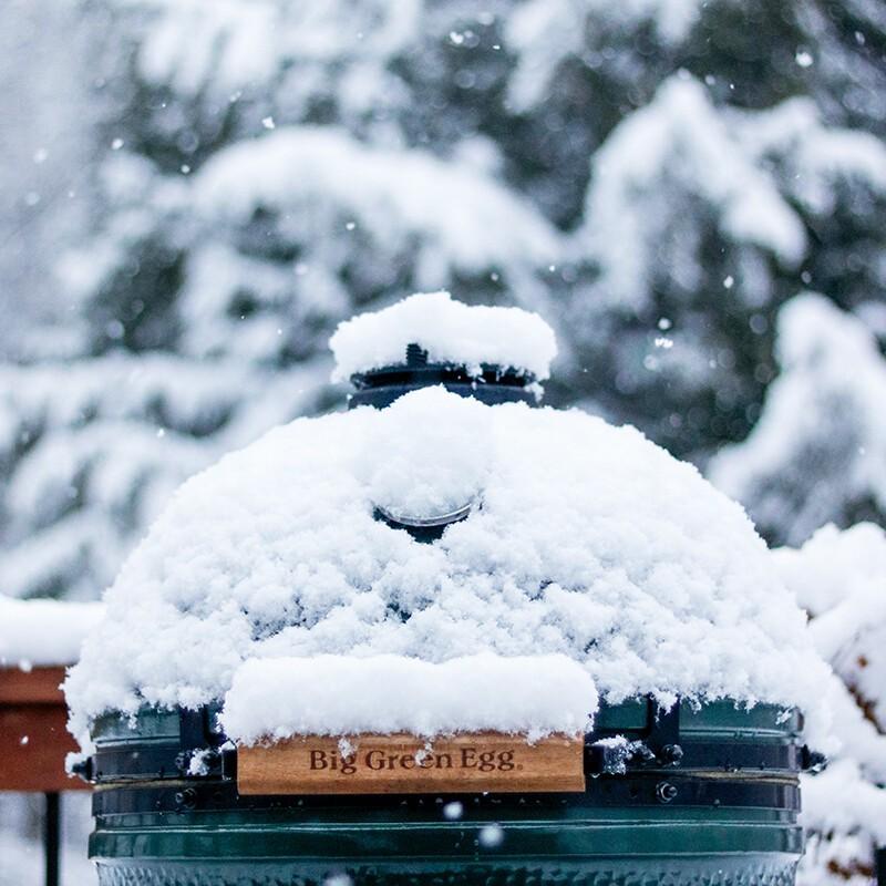 Winter BBQ? Let's go!
