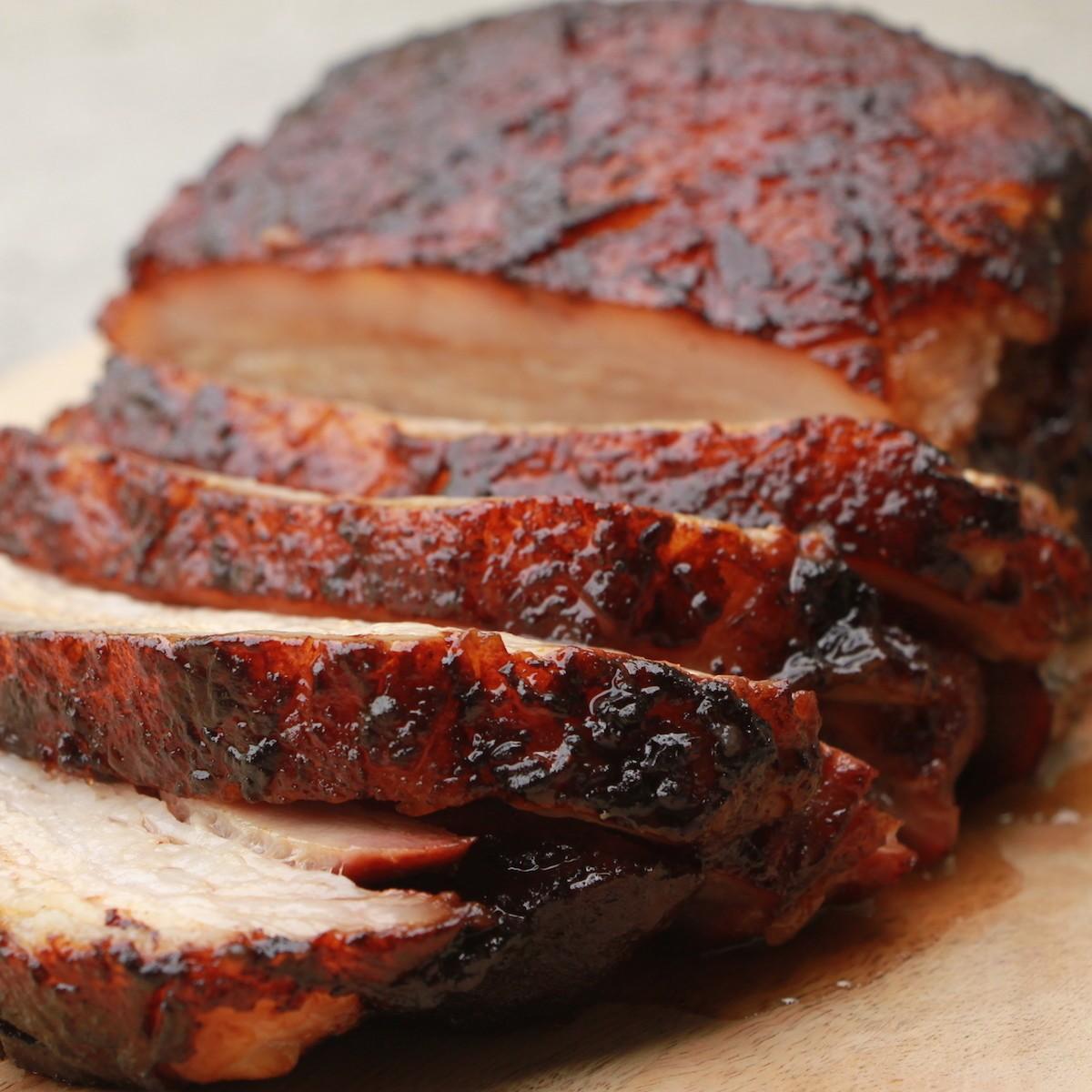 Oosters buikspek naar recept van BBQ Junkie