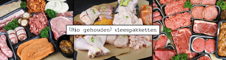 biologisch gehouden vleespakketten